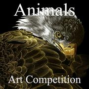 "7th Annual ""Animals"" Online Art Competition"