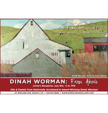 Dinah Worman: From Above