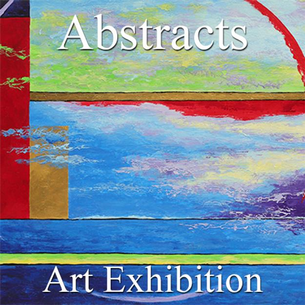 "10th Annual ""Abstracts"" Art Exhibition Winners Announced.  www.lightspacetime.art"