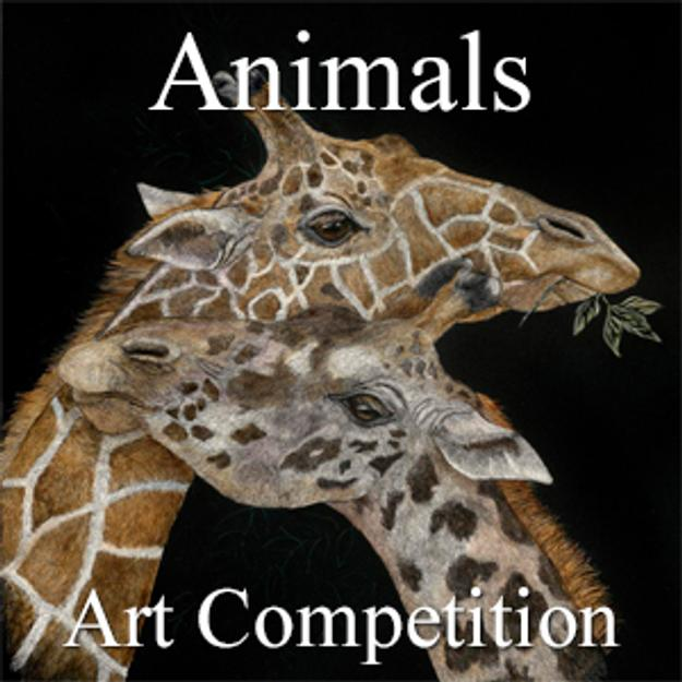 "9th Annual ""Animals"" Art Competition Now Accepting Entries.  www.lightspacetime.art"