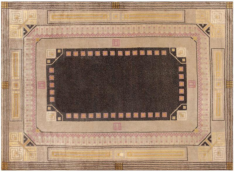 Art Deco Carpet by Josef Hoffmann 48433