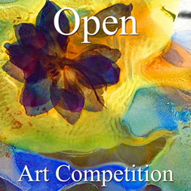 "7th Annual ""Open"" No Theme Online Art Competition"