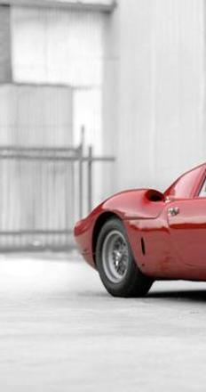 1964 Ferrari 250 LM by Scaglietti sold for $17.6 million at the RM Sotheby's auction in Monterey, Calif.  on Aug.  13, 2015