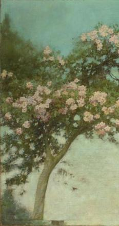 Flowering Tree , 1903-1905.  Howard Pyle