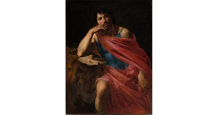 Valentin de Boulogne (French, Coulommiers-en-Brie 1591–1632 Rome).  Samson.  1630-31.  Oil on canvas.  The Cleveland Museum of Art, Mr.  and Mrs.  William H.  Marlatt Fund (inv.  1972.50)