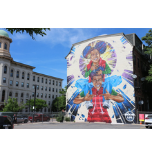 Public art in Boston has an impact on the design of the city.  Courtesy of Boston Art Review.