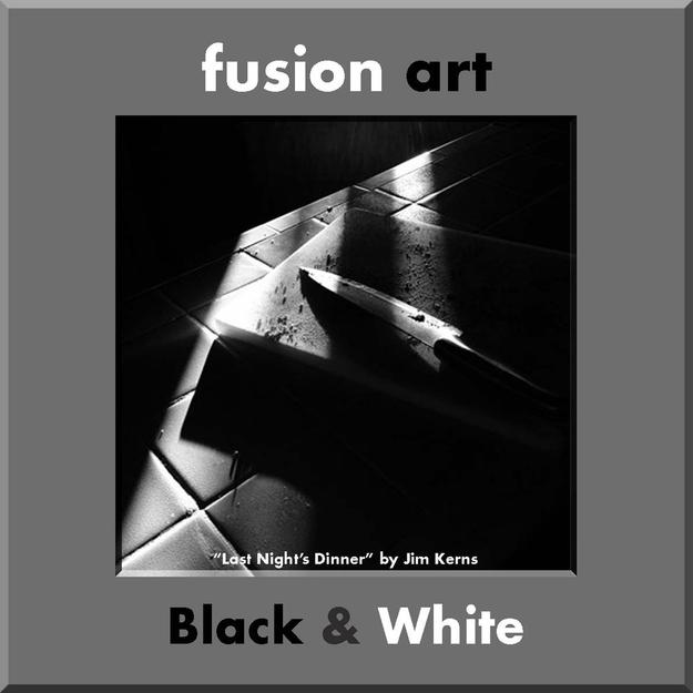 Black & White International Art Competition Announced by Fusion Art www.fusionartps.com