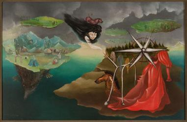 Leonora Carrington, Artes 110, c.  1942.  NSU Art Museum Fort Lauderdale; promised gift of Stanley and Pearl Goodman.
