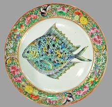 Courtesy, Winterthur.  Dinner plate, 1879.  Gift of Daniel and Serga Nadler 2014.16.234.jpg