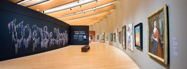 Crystal Bridges Museum of American Art opened its redesigned Early American Art Galleries in March.  The museum will develop an AR enhanced audio tour with funds from the Knight Foundation.