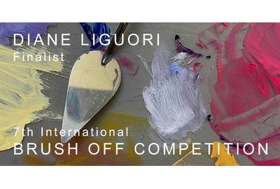 Diane Liguori is Selected as a Finalist in The Brush Off Project https://www.dliguoriartandstory.com/