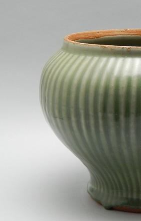 Longquan Celadon Pot bought at Sotheby's