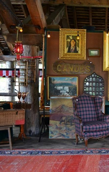 Find the finest antiques for camp, cabin, and cottage at the Adirondack Museum's annual Antiques Show and Sale.