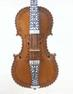 Handmade fiddle by David Golber, NBSS '98