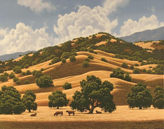 "Dave DeMatteo ""Santa Ynez Valley"""
