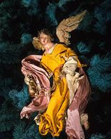 The Christmas tree and Neapolitan Baroque crèche at The Metropolitan Museum of Art, a long-standing yuletide tradition in New York, is on view for the holiday season, through January 8, 2012.