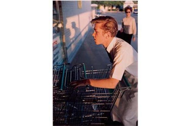 William Eggleston (American, born Memphis, Tennessee, 1939).  Untitled, Memphis, 1965.  Dye-transfer print, 17 11/16 x 11 15/16 in.  (45 x 30.4 cm).  The Metropolitan Museum of Art, New York, Promised Gift of Jade Lau.  © Eggleston Artistic Trust