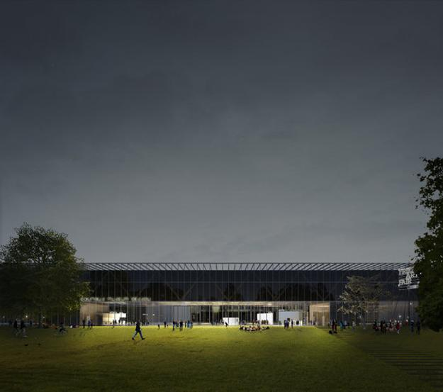 Gonzalez Hinz Zabala will build the Bauhaus Museum Dessau