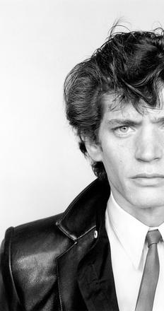 Robert Mapplethorpe, Self Portrait (1982)