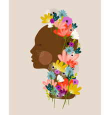 Shae Anthony, Flower Crown.  Courtesy the artist.