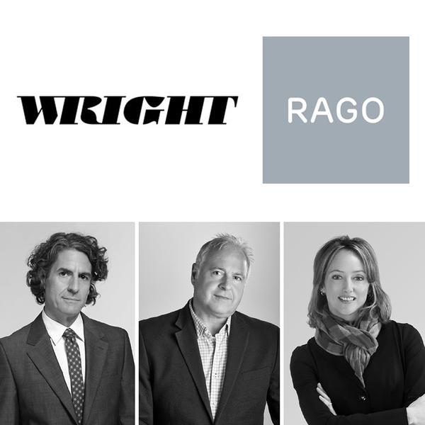 Left to right: Richard Wright, CEO; David Rago, President; Suzanne Perrault, President
