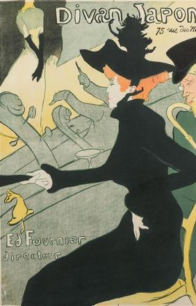 Toulouse-Lautrec from the Louis Daniel Brodsky Collection of Art Nouveau
