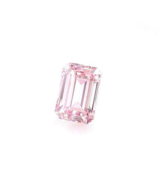 The Perfect Pink, a rectangular-cut Fancy Intense pink diamond ring of 14.23 cts, led Christie's Hong Kong auctions in November, selling for US$23,165,968, or US$1.6 million per carat – the most expensive jewel ever sold in Asia.