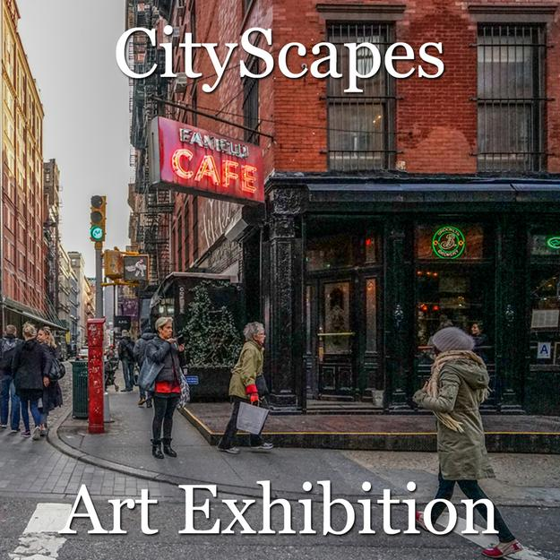 "8th Annual ""CityScapes"" Art Exhibition"