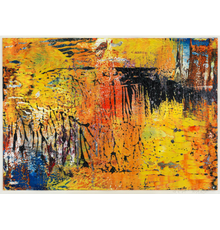 Gerhard Richter.  Untitled (17.4.89), 1989.  Image courtesy of the artist and Zeit Contemporary Art, New York