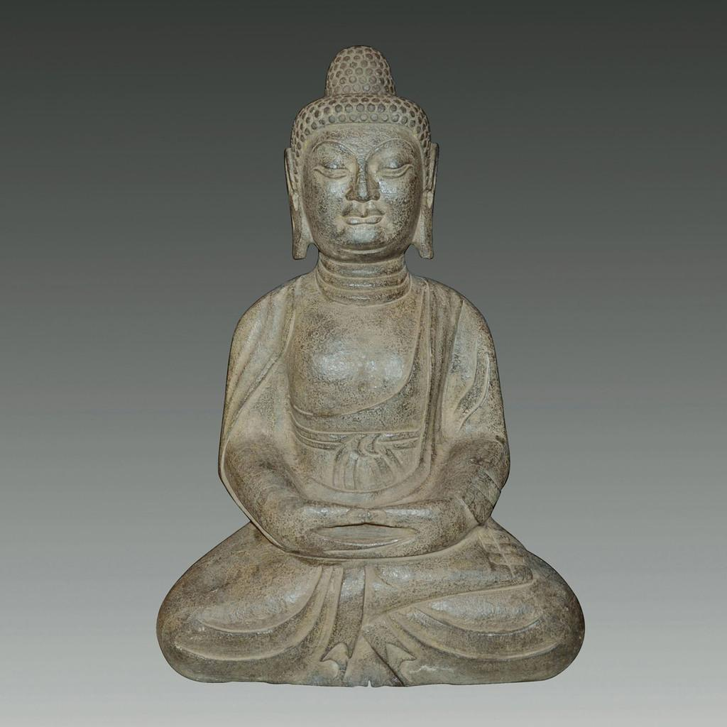 Western Wei gray stone Guanyin at Gianguan Auctions on September 9.