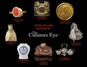 The Curator's Eye presents a Holiday Gift Guide, visit www.CuratorsEye.com for more.