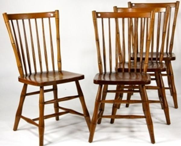 Set of Stickley Windsor Chairs