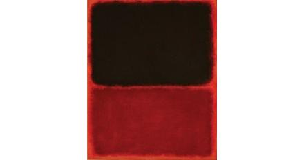 A fake sold as by Mark Rothko.