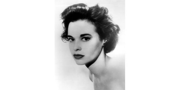Gloria Vanderbilt in a 1959 acting role on The United States Steel Hour.