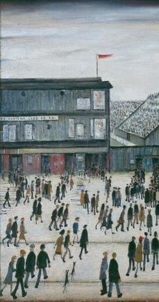 LS Lowry: The Art & The Artist at The Lowry