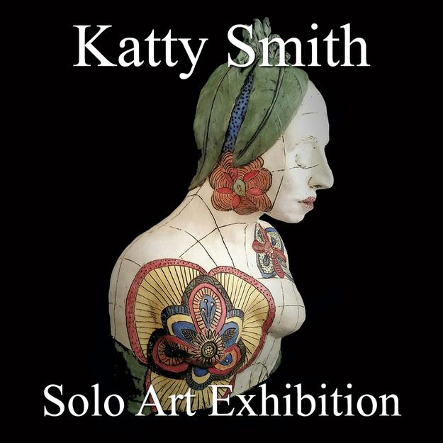 Katty Smith - Solo Art Exhibition