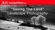 "Photo Call: Seeing The Land"" - Landscape Photography ""A great photograph is one that fully expresses what one feels, in the deepest sense, about what is being photographed."""