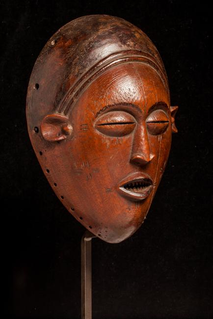 Lwena mask.  African.  James Stephenson, New York.