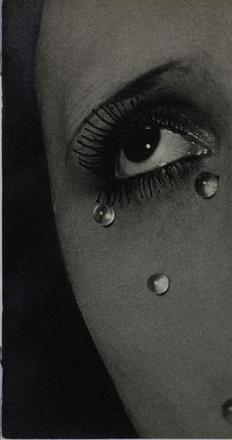 Man Ray, Glass Tears (Les Larmes) 1932.  Collection Elton John © Man Ray Trust/ADAGP, Paris and DACS, London 2016