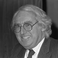 Richard Meier, in 1986