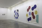 Installation view, Richard Gorman, Iwano, at Kerlin Gallery, Dublin.