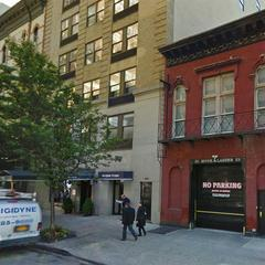 The Andy Warhol studio, once Hook & Ladder 13, at 159 E.  87th St.