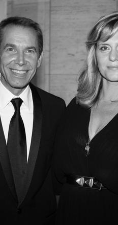 Jeff and Justine Koons will receive ICMEC's Champion for Children Award.