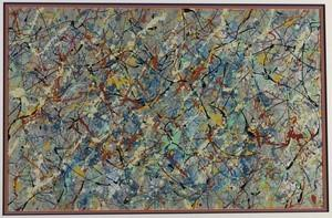 Attrib.  to Jackson Pollock