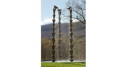 Lynda Benglis: Water Sources Exhibition Features the First Major Grouping of Benglis's Outdoor Fountain Installations, and Other Sculptures On View Inside the Museum Building