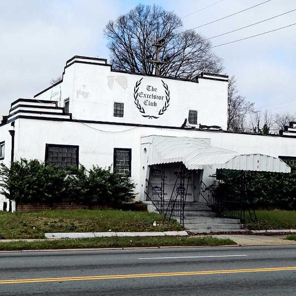 The Excelsior Club, Charlotte, North Carolina