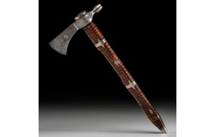 Captain Meriwether Lewis Pipe Tomahawk