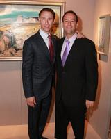 Co-owners of the Palm Beach Show Group Scott Diament and Rob Samuels.