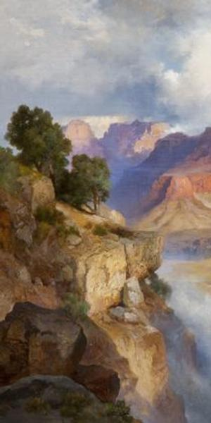 Thomas Moran, Grand Canyon