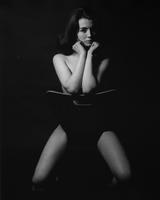 Lewis Morley Untitled (Keeler Chair), ca.  1960 Gelatin silver, printed later 14 x 11 in.  (35.56 x 27.94 cm) Signed by photographer recto
